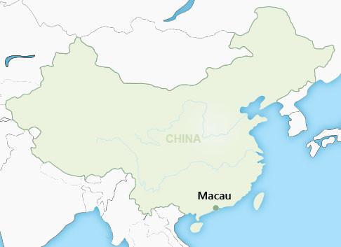 Macau On World Map.Macau Travel Guide Wendy Wu Tours