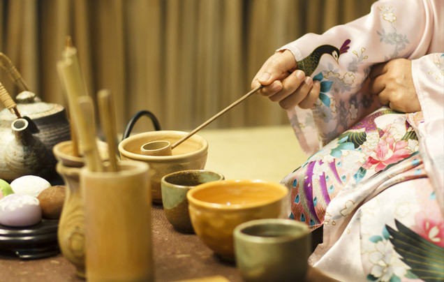 DAY 9: JAPANESE TEA CEREMONY