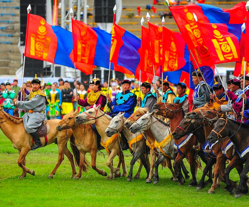 Mongolia and Naadam Highlights