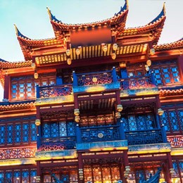 Classical China with Shangri-La