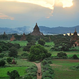 Hidden Treasures of Myanmar