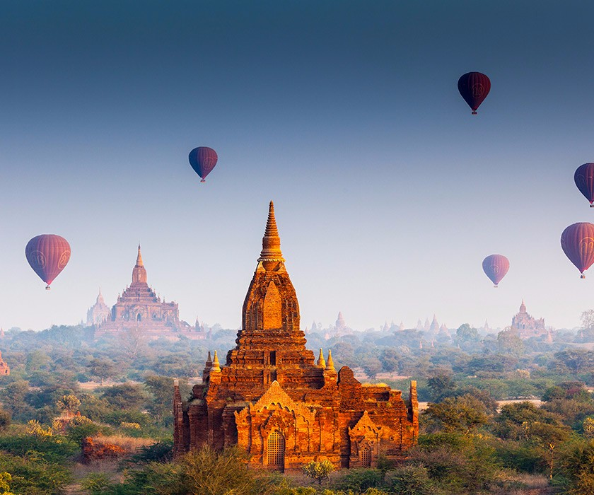 Hidden Treasures of Myanmar Tour