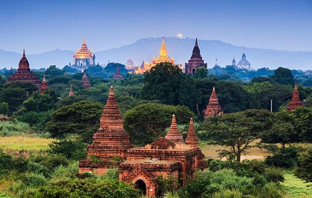 U Saw Birmania Mandalay City S...